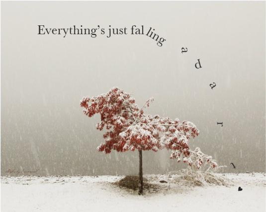 fallingapart